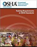 Updated comprehensive guide to OSHA training requirements now available